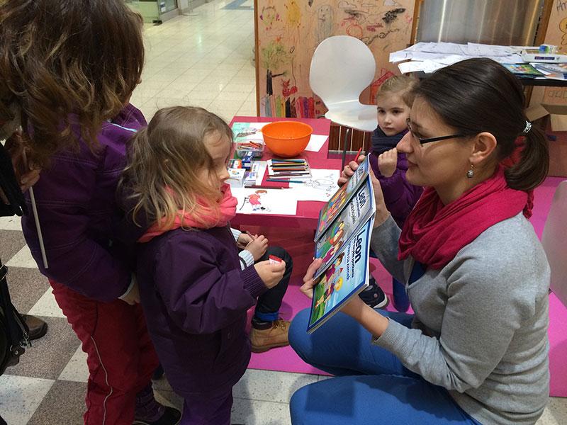 Niezwykłe spotkania Fundacja TESCO dzieciom i Fundacja VERBA