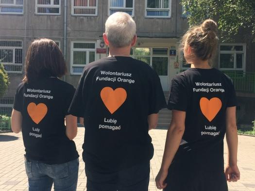 Dzień Integracji Fundacja Orange