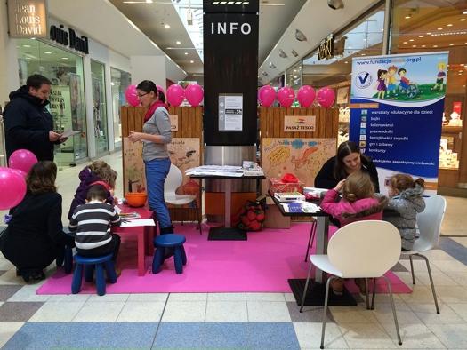 Fundacja TESCO dzieciom i Fundacja VERBA